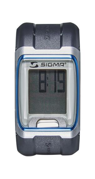 SIGMA PC 3.11 Cardiofréquencemètre bleu